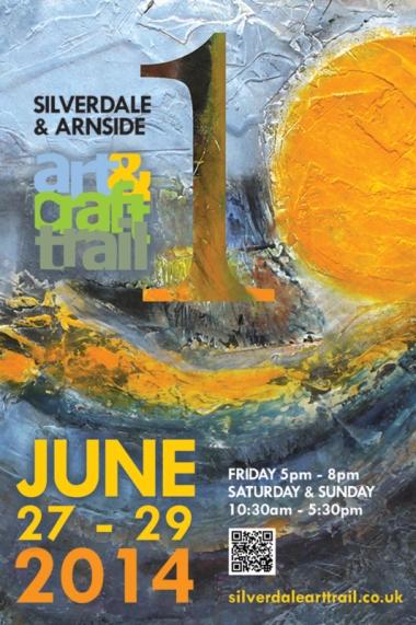 Silverdale Art Trail-advert2014